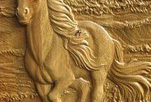 caballo n madera