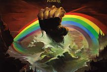 Rainbow / Hard Rock from the past. Made by Ritchie Blackmore.