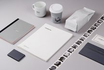 Branding / Corporate visual identity and applications of brand design. / by Joel Marsh