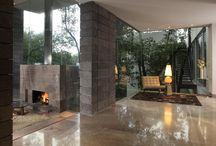 Decorating {modern cabin} / by Katrina {Katrina Dawn Interiors}