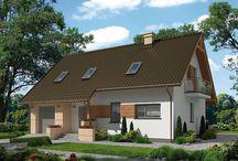 Projekty domów / Poznaj nasze wyjątkowe projekty! Może spodoba Ci się któryś z nich? Więcej projektów na naszej stronie internetowej!
