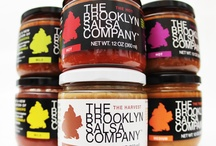 From Brooklyn / here is to everything Brooklyn, where I was born. Now becoming such a hot spot for everything organic & green! / by Salud Pantry