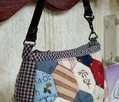 Taška - patchwork
