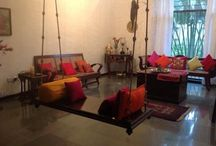 Indian traditional interior