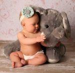 Bébé enfant / Bébé naissant Frère soeur