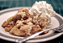 Oh Yum...Bread Pudding!