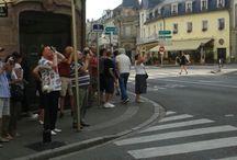 Colmar, Alsace, Miss bABa's way / L'image donnée par l'Alsace est totalement décalée de la manière dont je la vis. J'ai voulu vous présenter ma ville, et la vie que j'y mène.Pour moi Colmar est sportive, créative, et agréable. Venez, et sortez de la caricature.... The way I live in Colmar is very specific... Colmar is next to many borders and people have lives that mix many cultures, religions, traditions with different socio economic backgrounds. Thanks to this context, you can find creativity everywhere, in many forms...