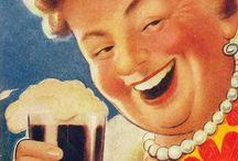 COMIC Postcards - BBW chubby/fat ladies