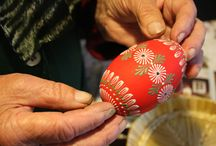 Easter eggs / Easter eggs from Poland - hand made! :)  more on: https://www.facebook.com/szlak.tradycyjnego.rzemiosla