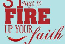 31 Days to Fire up Your Faith with Cindy Bultema