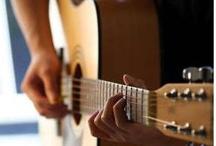 Guitar & Uke / by Adam Gomez