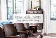 Interior design guidelines