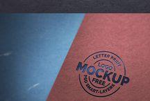 Graphic Mock-Ups
