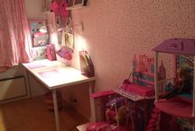 Girls room / Ideers for a girls room