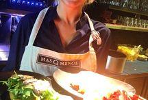 MasQMenos London! / Our restaurants!