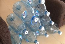 Ideas for recycling plastic bottles