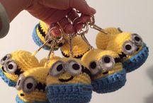 brelocuri tricotate