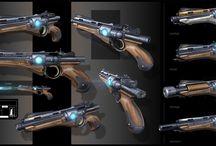 s-f guns