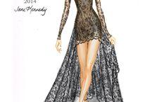 Victoria Secret Fashion Show Drawing