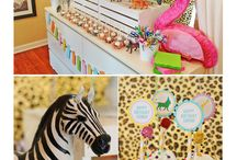 Brileigh's 3rd birthday party ideas / by Heather 'Baker' Phillips