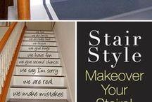 merdiven boyama