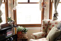 Window Seat/Reading Nook