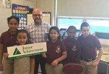 Success Spotlight / JA superstars that inspire and grow from Junior Achievement lessons in financial literacy, work readiness and entrepreneurship.