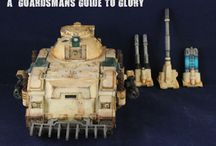 40k tanks / Tanks from the universe of Warhammer 40k. Leman Russ, Land Raider, Rhino, and many others. If it has treads, it goes here