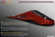Il Treno / Italo