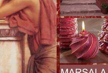 '' Color Marsala '' by Reyhan Seran Dursun