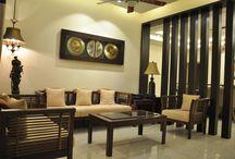 Villa Interior Design Ideas in Hyderabad / Konceptliving Villa Interior Design  and Decoration Ideas in Hyderabad