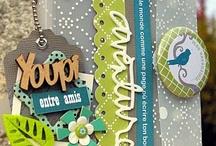paper albums / by Sandra Nascimento