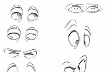 Draw face expressions