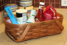 Baskets / by Gail Parsley