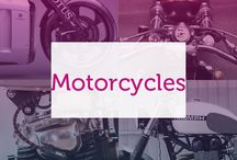 Beautiful Motorcycles / A collection of the most striking motorcycles around.