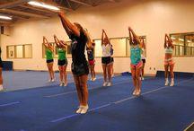 Cheerleading - Practice & Conditioning