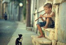 Life with animal