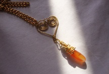 Carnelian gemstone,ethnic pendant,
