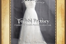 Tenshi Factory's REALHANDMADE! Wedding Dresses
