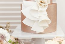 Rose Gold Wedding Dresses, Cakes, Decor, Favors and Color and Theme / This board is all about Rose Gold and Weddings!  Rose Gold Bridal gowns, cakes, decor and more! / by Avail & Company | Wedding Dresses and Bridal Gown Designer in the Chicago Illinois Area