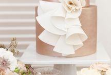 Moderne Hochzeitstorten - Modern Wedding Cakes / A collection of beautiful wedding cakes.
