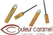 Couleur Caramel makeup  bio by Pi360Grados