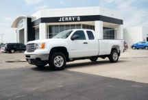 GMC / GMC vehicles are highlighted from Jerry's Buick GMC in Weatherford, TX. This board only highlights a limited selection of the vehicles we have in stock; be sure to check our website for the full inventory. For more information on any of the vehicles, call 855-224-3605 or visit www.jerrysbuickgmc.com