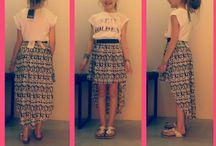 Dress. Lookbook. Mode.