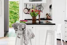 Küchen - Inspiration / Alles rund ums Thema Küche - einrichten, wohnen, dekorieren.