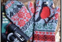 Mitten Knitting Patterns / Learn how to knit mittens with this board of fun, stylish, and warm knitted mitten patterns! / by Knitting Daily