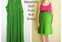 DIY Maternity