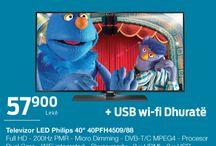 Televizor / Oferta per televizora