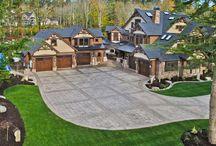 Häuser-Luxus