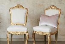 Sofa's & Chairs  / by Cynthia Aldrich